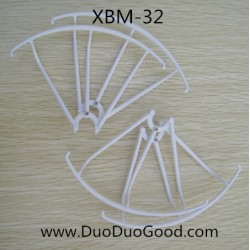 T-smart XBM-32 Quadcopter, Protect Frame, Xiao Bai Ma XBM-32 6 axis Drone parts