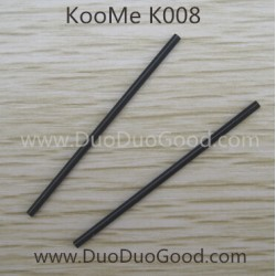 KOOME K008 Helicopter parts, Support tube, KOO ME K-008 RC helikopter