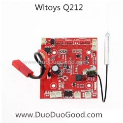 Wltoys Q212 Quadcopter Spaceship parts, Receiver Board, WL Q212 FPV real-time Image Quad