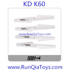 Kai Deng K60 Quadcopter parts, Main Blades, Kaideng KD K60C RC Drone