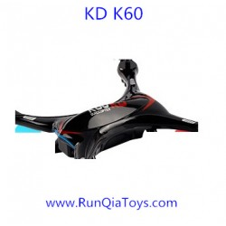 Kai Deng K60 Quadcopter parts, Body Shell, Kaideng KD K60C RC Drone