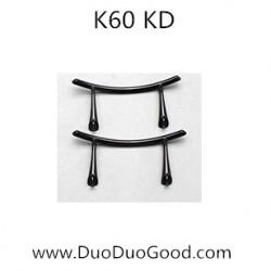 Kai Deng K60 Quadcopter parts, Landing Gear, Kaideng KD K60C RC Drone