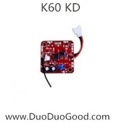 Kai Deng K60 Quadcopter parts, Receiver Board, Kaideng KD K60C RC Drone