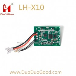 LH-X10 UFO Copter parts, Receiver Board, Lead honor 2.4G Quadcopter