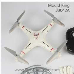 Mould King 33042A Super-A Quadcopter, Main Propeller, Model King RC Drone spare parts