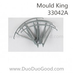 Mould King 33042A Super-A Quadcopter, Protect Frame, Model King RC Drone spare parts