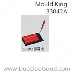 Mould King 33042A Super-A Quadcopter, Li-po Battery, Model King RC Drone spare parts