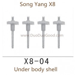 Song Yang X8 Drone, Big Gear, Songyang X8 Quadcopter UFO X8-01 spare parts