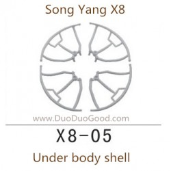 Song Yang X8 Drone, Protect Frame, Songyang X8 Quadcopter UFO X8-05 spare parts