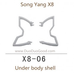 Song Yang X8 Drone, Landing Gear, Songyang X8 Quadcopter UFO X8-06 spare parts