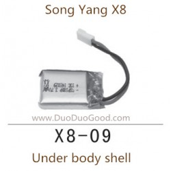 Song Yang X8 Drone, Lipo Battery, Songyang X8 Quadcopter UFO X8-01 spare parts