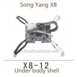 Song Yang X8 Drone, Circuit board, Songyang X8 Quadcopter UFO X8-12 spare parts