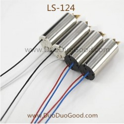 Lian Sheng LS-124 Aircaft parts, Motor Set, Liansheng LS124 Quadcopter UFO