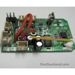 FX071C Helicopter Parts, PCB Receiver Board, FeiLuntoys FX-071C remote control helicopter parts