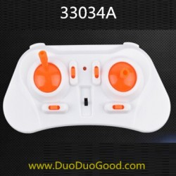 Mould King 33034A Quadcopter, Transmitter, Model King Aircraft spare parts