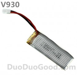 V930 Flybarless helicopter parts, Battery, Wltoys Power star X2 helicopter accessories
