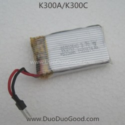 KOOME K300A, K300C RC Quadcopter, 3.7V Battery, 2.4G UFO parts