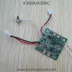 KOOME K300A, K300C RC Quadcopter, PCB Board, 2.4G UFO parts