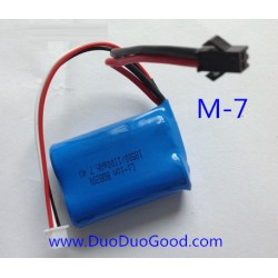 MeiXiang-7 helicopter parts, Battery, Mei Xiang M7 big rc helikopter