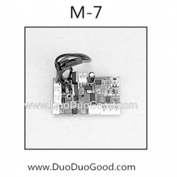 MeiXiang M-7 helicopter parts, Receiver Board, Mei Xian M7 RC helikopter