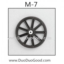MeiXiang M-7 helicopter parts, Lower Gear, Mei Xian M7 RC helikopter
