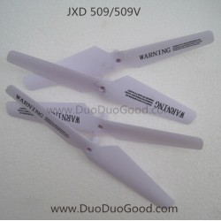 JinXingDa 509 509V Drone, Main Blades, JXD-509 Pioneer Quad-copter 2.4G parts