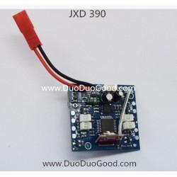 JinXingDa JXD 390 Quadcopter, Receiver board, JD-390 2.4G Drone