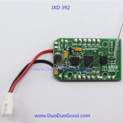 JinXingDa JXD 392 Quadcopter, Receiver Board, JD-392 2.4G Drone