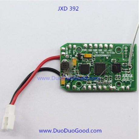 JinXingDa JXD 392 Quadcopter, Receiver Board, JD-392 2.4G Drone