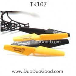 Skytech TK107 SKY Drone, Main Blades, 4.5CH 2.4G big Quadcopter parts