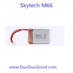 SKYTECH M66 MINI Quadcopter, 3.7V 200mAh LIPO Battery, 2.4G mini drone M-66 parts