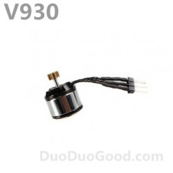 V930 Flybarless helicopter parts, Brushless Main Motor, Wltoys Power star X2 helicopter accessories, wl-toys