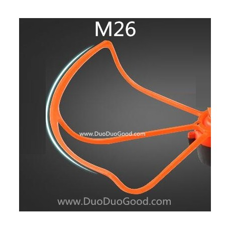 Bo Ming M26 Quadcopter, Protect Ring, BoMing BM M-26 Drone 2.4g 4CH 6-axis headless model