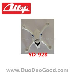 Attop YD-928 sky Dreamer UFO parts, Body Top Cover shell, Attoptoys YD928 Quadrocopter accessories