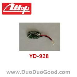 Attop YD-928 sky Dreamer UFO parts, Receiver Board, PCB, Attoptoys YD928 Quadrocopter accessories