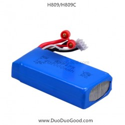 Helicute H809C Drone parts, 7.4V Battery, H809 High Performance Quadcopter