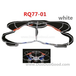 RunQia RQ77-01, Quadrocopter parts, Protect Ring, white, Run Qia toys RC UFO accessories