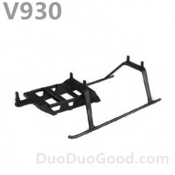 V930 Flybarless helicopter parts, Landing Gear, Wltoys Power star X2 helicopter accessories, wl-toys