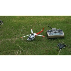 WLtoys V931 Brushless Helicopter, 2.4G 6 Axis Scale Lama Flybarless RC Helicopter Review