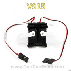 Wltoys V915 RC helicopter parts, Servo, WL-model V-915 2.4G 4CH helicopter Review