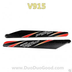 Wltoys V915 RC helicopter parts, Propeller Orange, WL-model V-915 2.4G 4CH helicopter Review
