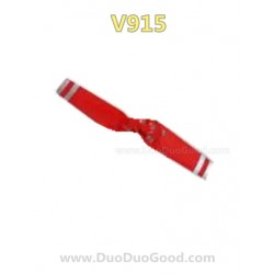 Wltoys V915 RC helicopter parts, Tail blades Red, WL-model V-915 2.4G 4CH helicopter Review