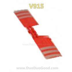 Wltoys V915 RC helicopter parts, Horizontal Tail RED, WL-model V-915 2.4G 4CH helicopter Review