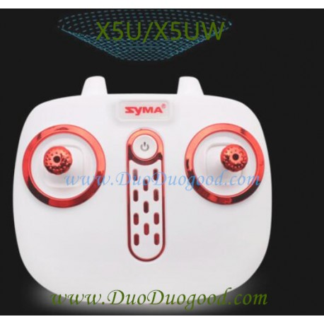 SYMA X5U Drone Parts Controller X5UW WIFI FPV Quadcopter With HD Camera