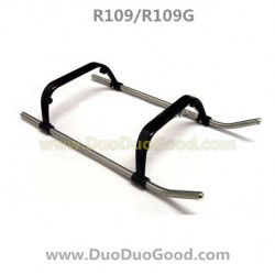RunQia R109 helicopter parts, Landing Gear, R109G rc Helikopter toys accessories, R-109, R-109G