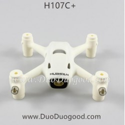 Hubsan H107C+ Drone Parts, Body shell, X4 CAM Plus Quadcopter