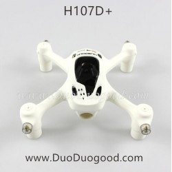 Hubsan H107D+ Drone FPV X4 Plus Parts, Body shell, 720P HD Camera Quadcopter
