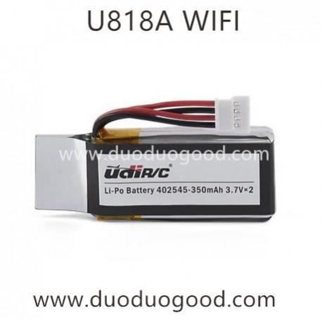 UdiR/C U818A WIFI Quadcopter parts, 350mAh Battery, UDI FPV Drone