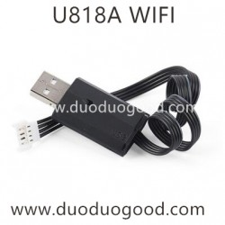 UdiR/C U818A WIFI Quadcopter parts, usb charger, UDI FPV Drone