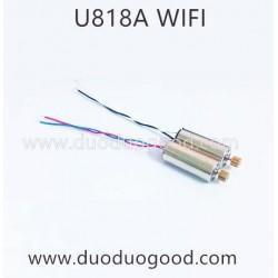 UdiR/C U818A WIFI Quadcopter parts, Motor AB, UDI FPV Drone